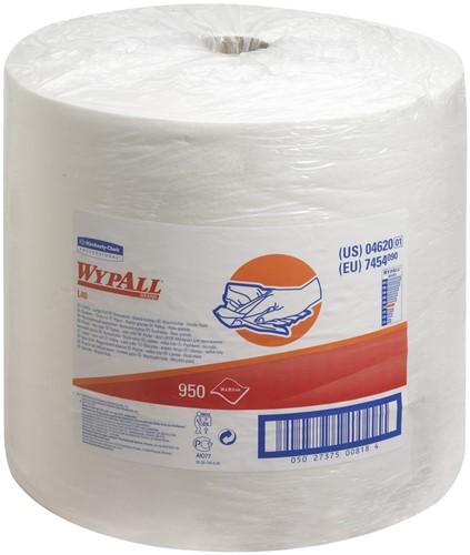 Wypall L40 Poetsdoek Grote rol (productcode 7454)