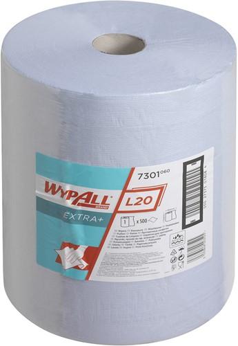 Wypall L20 Extra+ Poetsdoek Grote rol 7301