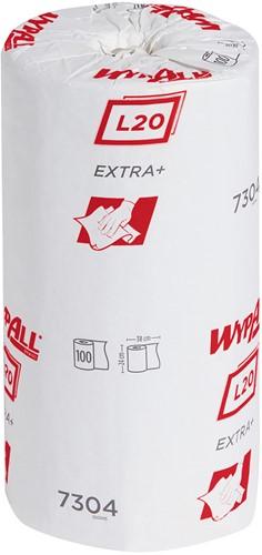 Wypall L20 Extra+ Poetsdoek Kleine Rol 7304