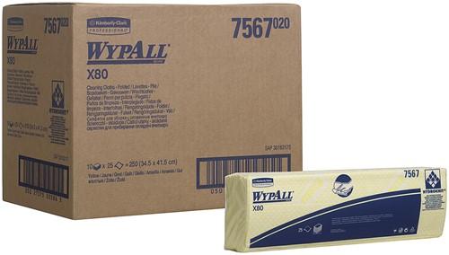 Wypall X80 Poetsdoeken 7567
