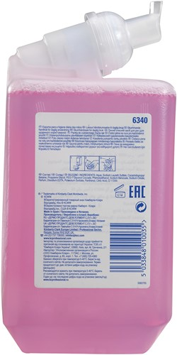Kleenex 6342 Luxe foam handreiniger