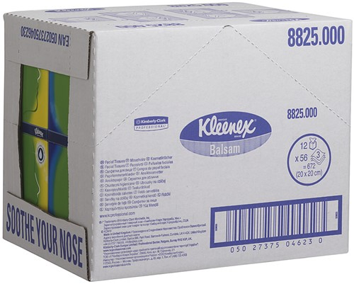 Kleenex 8826 Facial Tissue
