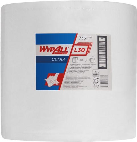 Wypall L30 Ultra Poetsdoek Grote rol 7331