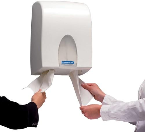 Kimberly Clark 9962 Gevouwen Handdoek Dispenser