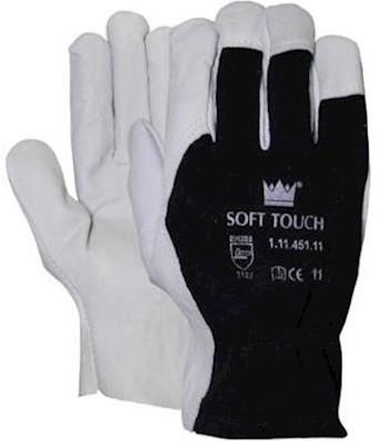 Nappalederen Tropic handschoen met wingduim - 9