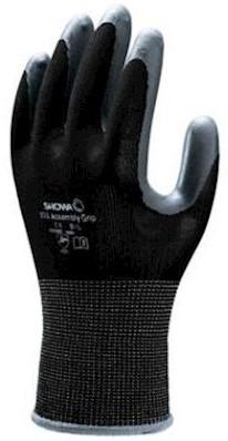 Showa 370 Assembly Grip handschoen zwart - s