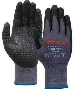 OXXA® Nitri-Tech 14-695 handschoen - 9/l