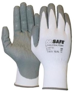 M-Safe Industrial Foam 14-710 handschoen - 10/xl