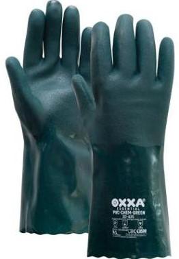 OXXA® PVC-Chem-Green 20-435 handschoen