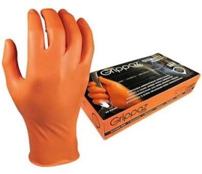 M-Safe 246OR Nitril Grippaz handschoen - l