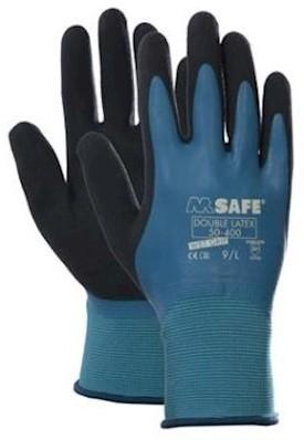 M-Safe Double Latex 50-400 handschoen