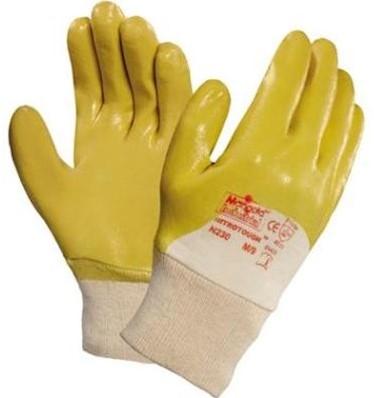 Ansell Nitrotough N230Y handschoen - 9