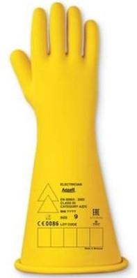 Ansell Electrician E015Y handschoen - 11