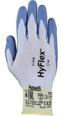 Ansell HyFlex 11-518 handschoen - 8