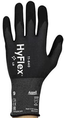 Ansell HyFlex 11-840 handschoen - 10