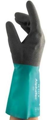 Ansell AlphaTec 58-530B handschoen - 9