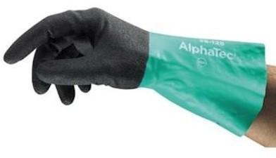 Ansell AlphaTec 58-128 handschoen