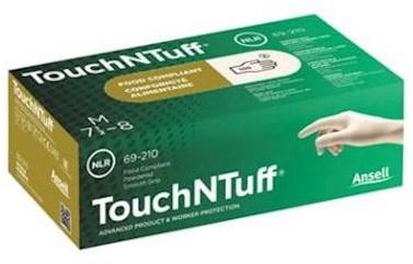 Ansell TouchNTuff 69-210 handschoen