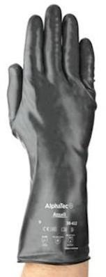 Ansell AlphaTec 38-612 handschoen - 9