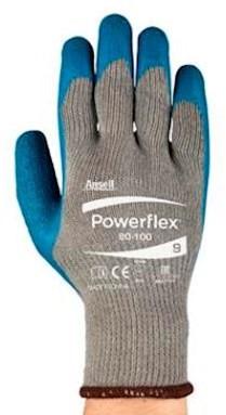 Ansell PowerFlex 80-100 handschoen - 9