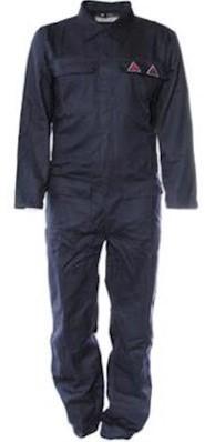 M-Wear 5320 overall - marineblauw - 64