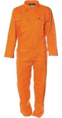 M-Wear 5320 overall - oranje - 62
