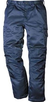 Fristads Kansas 267 PP broek - marineblauw - c58