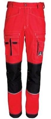HAVEP 80083 broek - rood/zwart - 48
