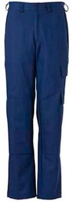 HAVEP 8467 broek - marineblauw - 64