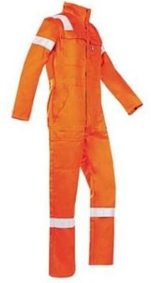 Sioen 017V Carlow overall - oranje - 52