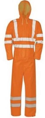 Sioen 6936 Etna overall - fluo oranje - l