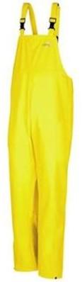 Sioen 4600 Louisiana Amerikaanse overall - geel - 3xl