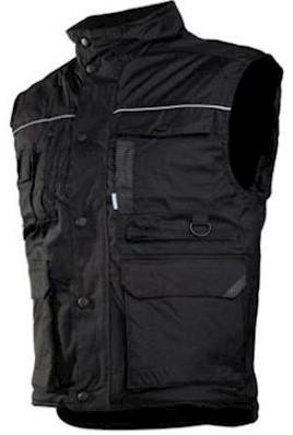 Sioen 087A Bernex bodywarmer - zwart - 3xl