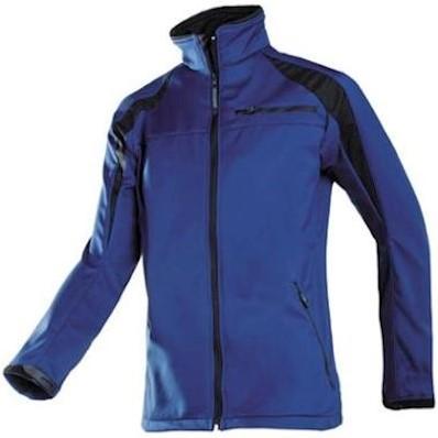 Sioen 9834 Piemonte softshell jas - marineblauw/zwart - xxl