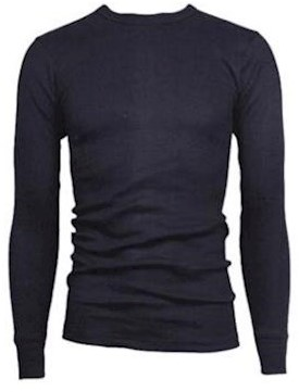 Viloft Thermal T-shirt lange mouw - m