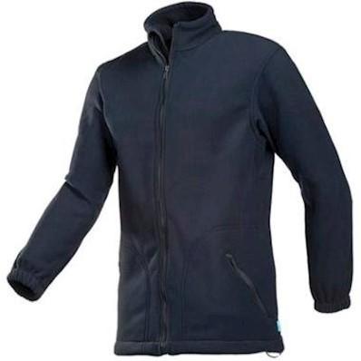 Sioen 7472 Montana fleece jas - marineblauw - l