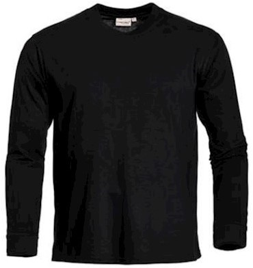 Santino James T-shirt - zwart - m