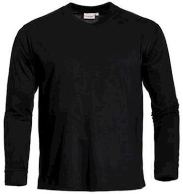 Santino James T-shirt - zwart - l