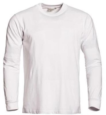Santino James T-shirt - wit - 3xl