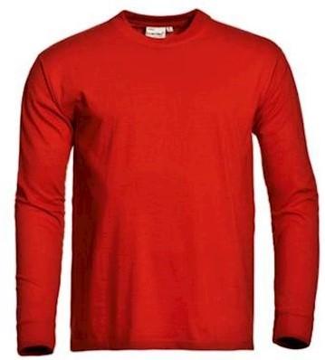 Santino James T-shirt - rood - 3xl