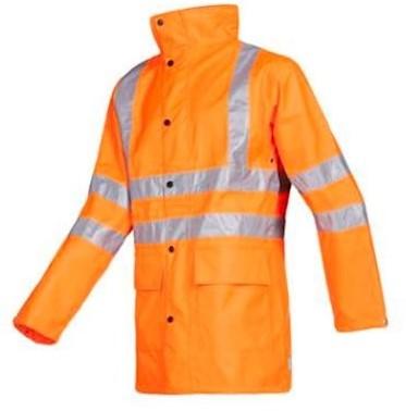 Sioen 598Z Monoco jas - fluo oranje - l