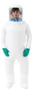 Microgard 2500 Plus PAPR overall, model 701