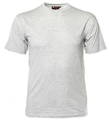 M-Wear 6110 T-shirt - grijs - s