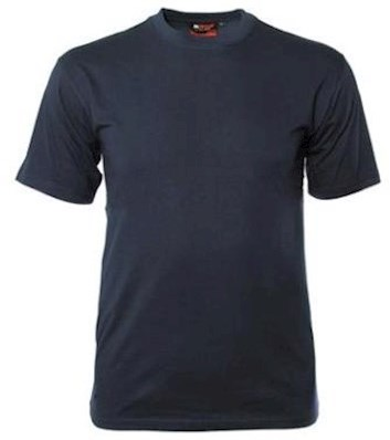 M-Wear 6110 T-shirt - marineblauw - xl