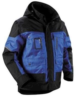 Blåkläder 4886 jas - korenblauw/zwart - xl
