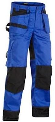 Blåkläder 1503 broek - korenblauw/zwart - c48