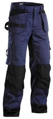 Blåkläder 1503 broek - marineblauw/zwart - c46