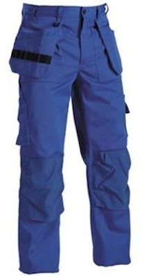 Blåkläder 1530 1860 broek - korenblauw - c44