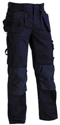 Blåkläder 1530 1860 broek - marineblauw - c50
