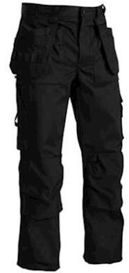 Blåkläder 1530 1860 broek - zwart - c46